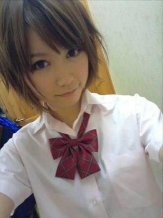 可愛いAV女優 画像0033