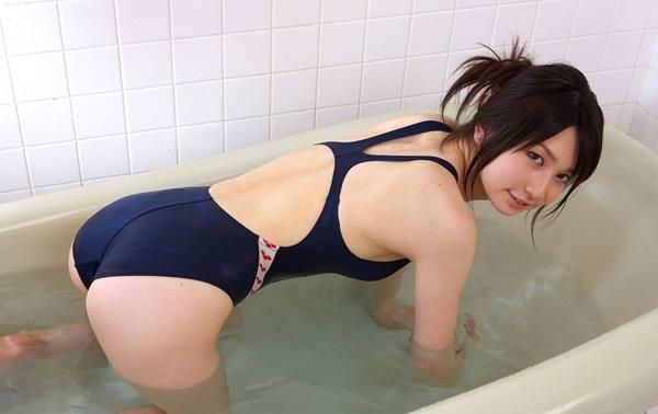 競泳水着 エロ画像 2