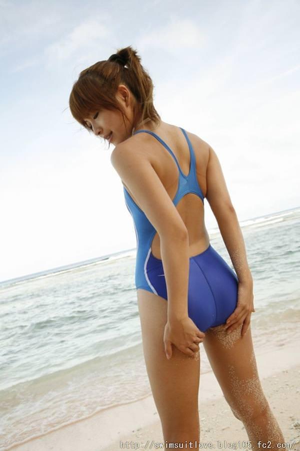 競泳水着 エロ画像 10