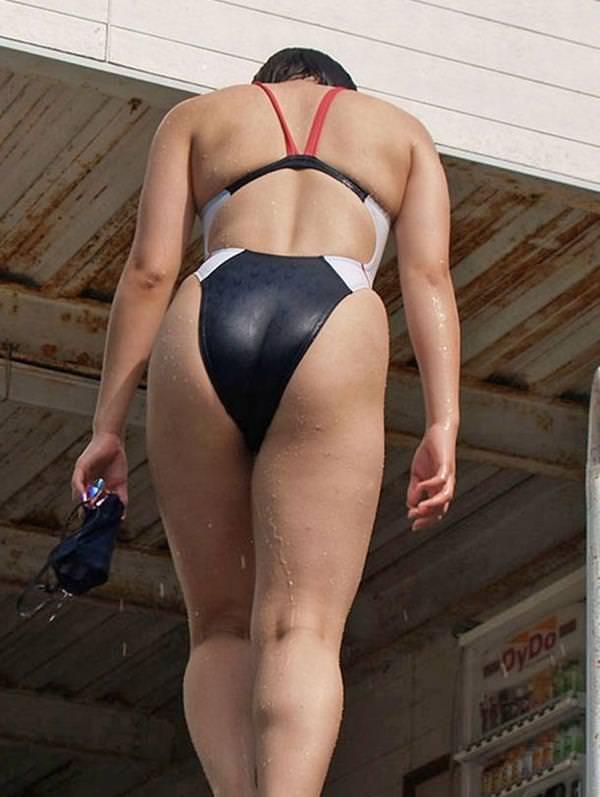 競泳水着 エロ画像 34