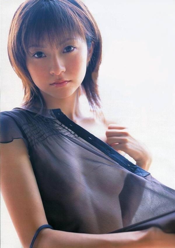シースルー 透け乳首 画像 37
