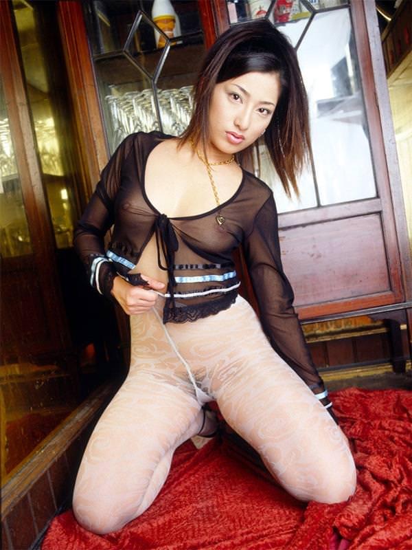 シースルー 透け乳首 画像 53