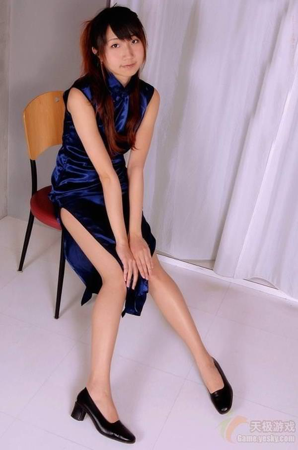 チャイナドレス 画像 4