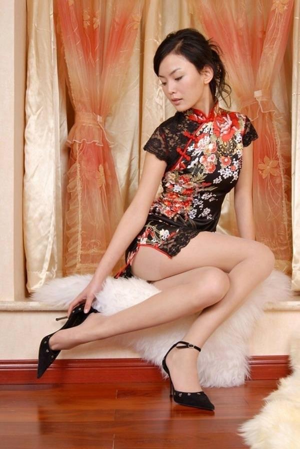 チャイナドレス 画像 24