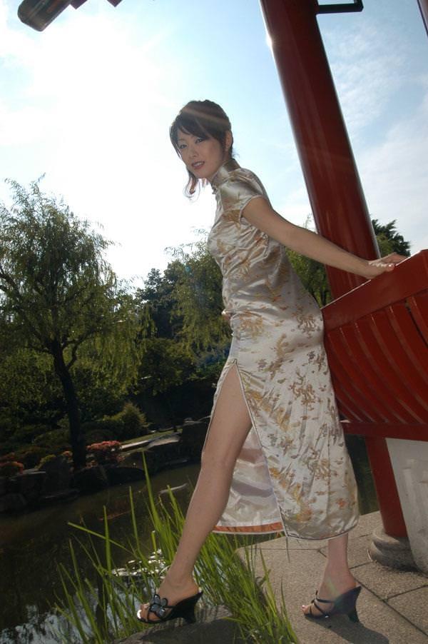 チャイナドレス 画像 7