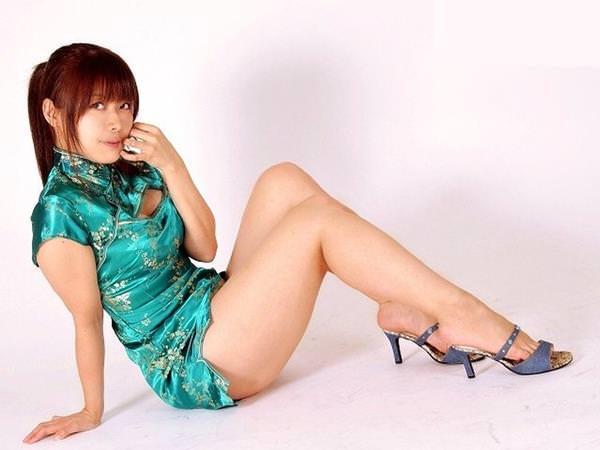 チャイナドレス 画像 35