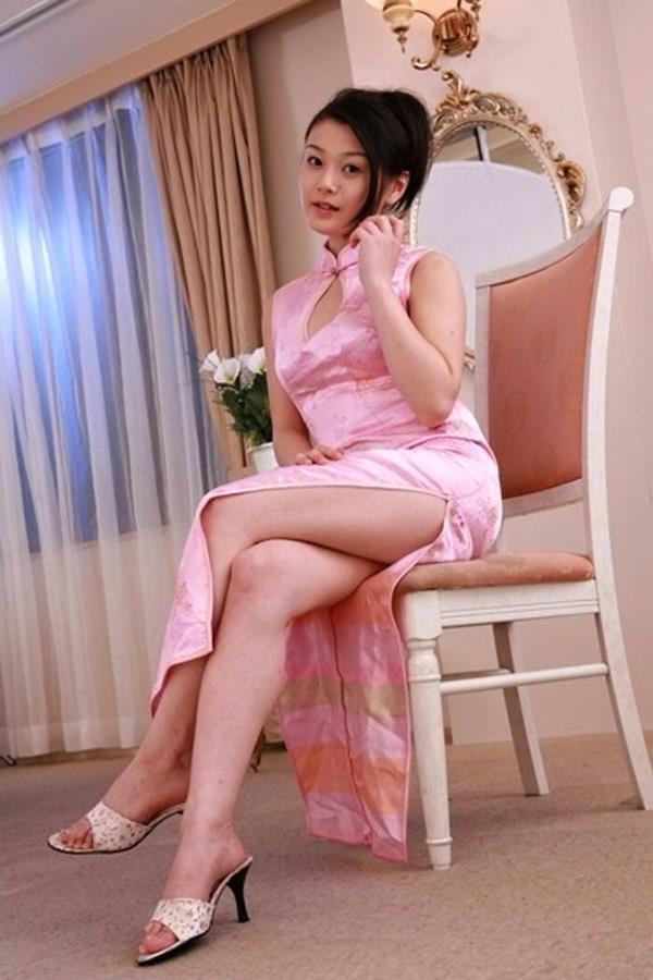 チャイナドレス 画像 37