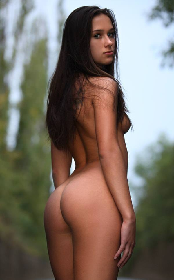 外国人美女の巨尻 20