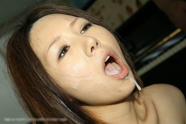 口内射精 11
