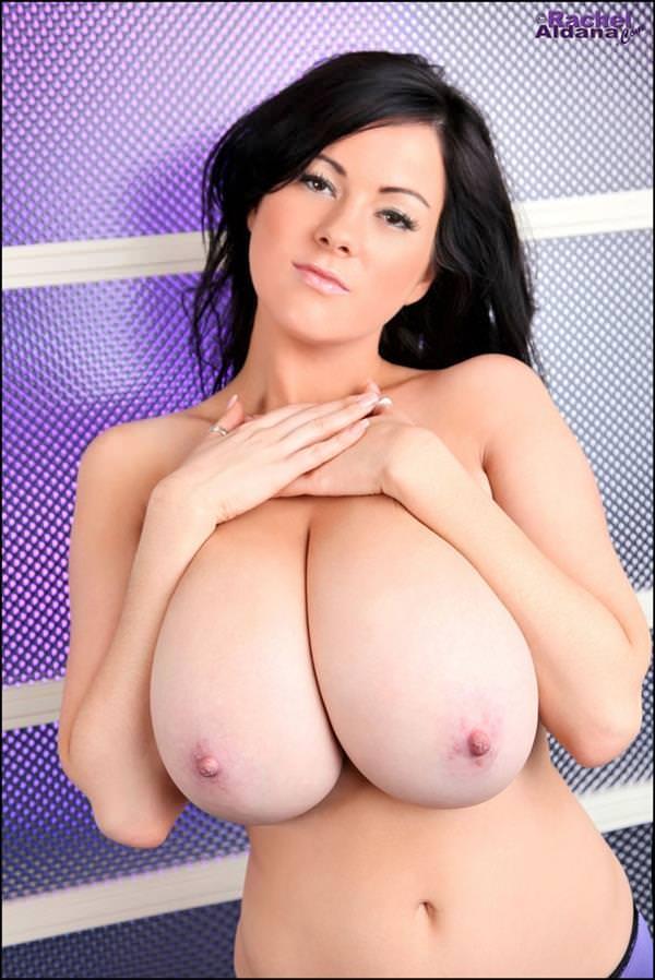 超乳の外国人女性 67