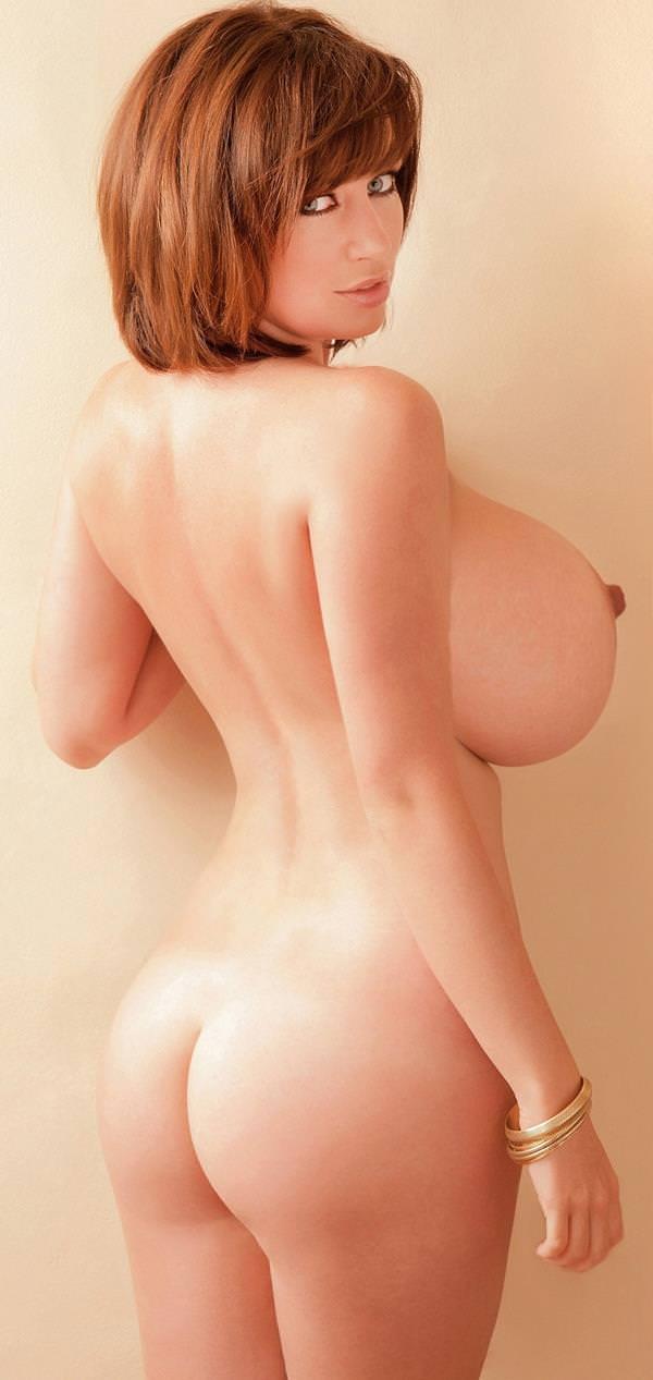超乳の外国人女性 58