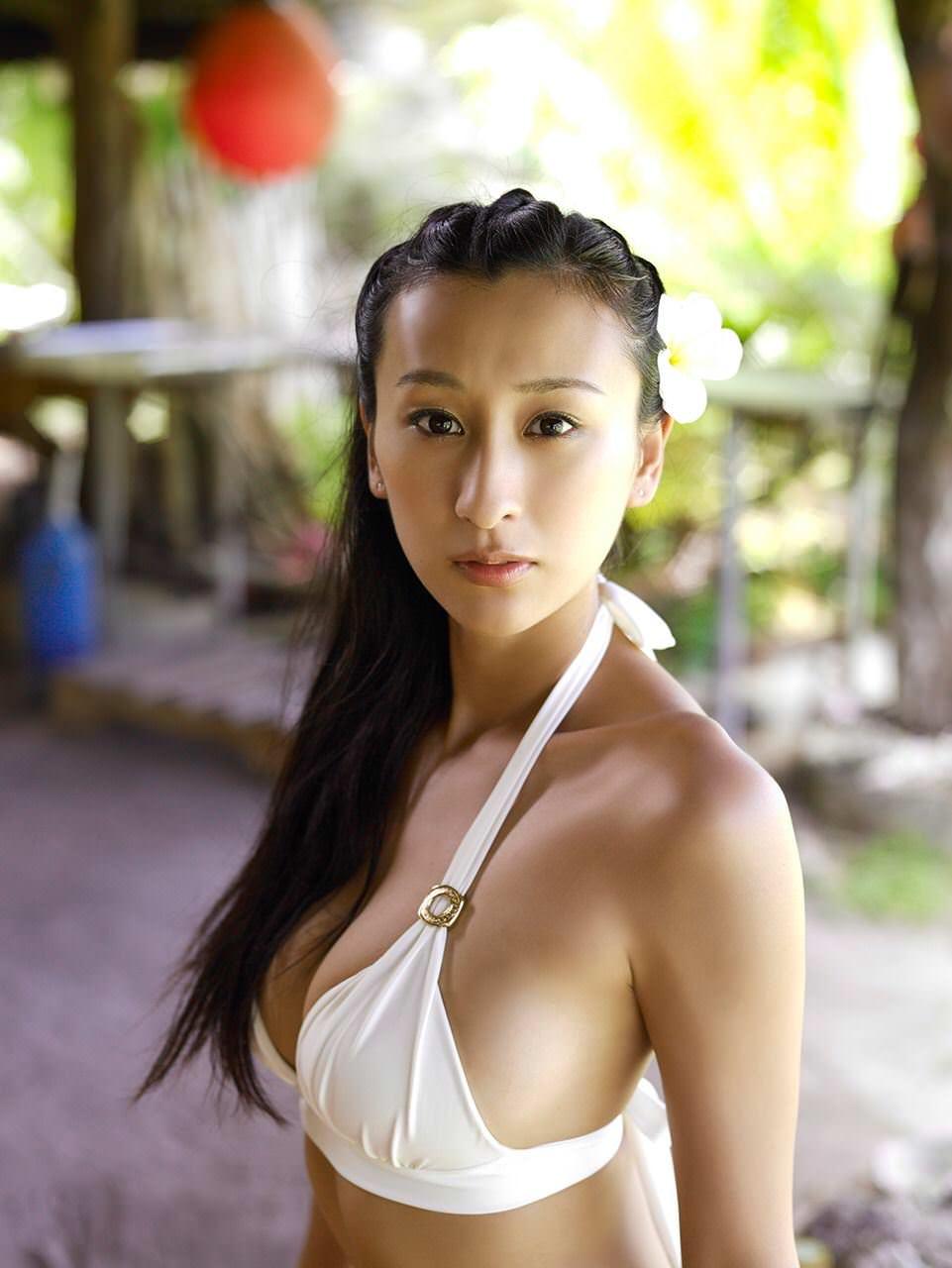 浅田舞26歳、付き合った人数3人のみFカップwwwwww【画像】