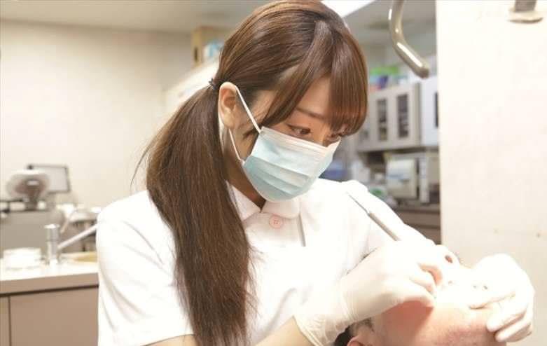 エロい歯科衛生士 19