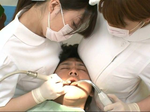 エロい歯科衛生士 21