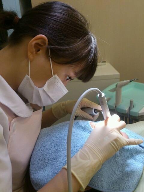 エロい歯科衛生士 24