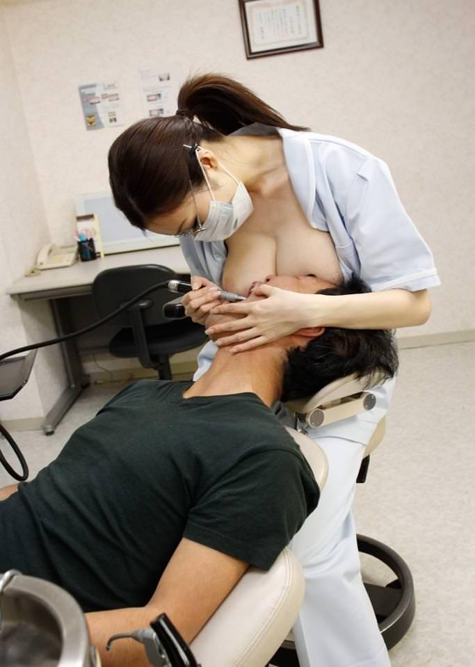 エロい歯科衛生士 20