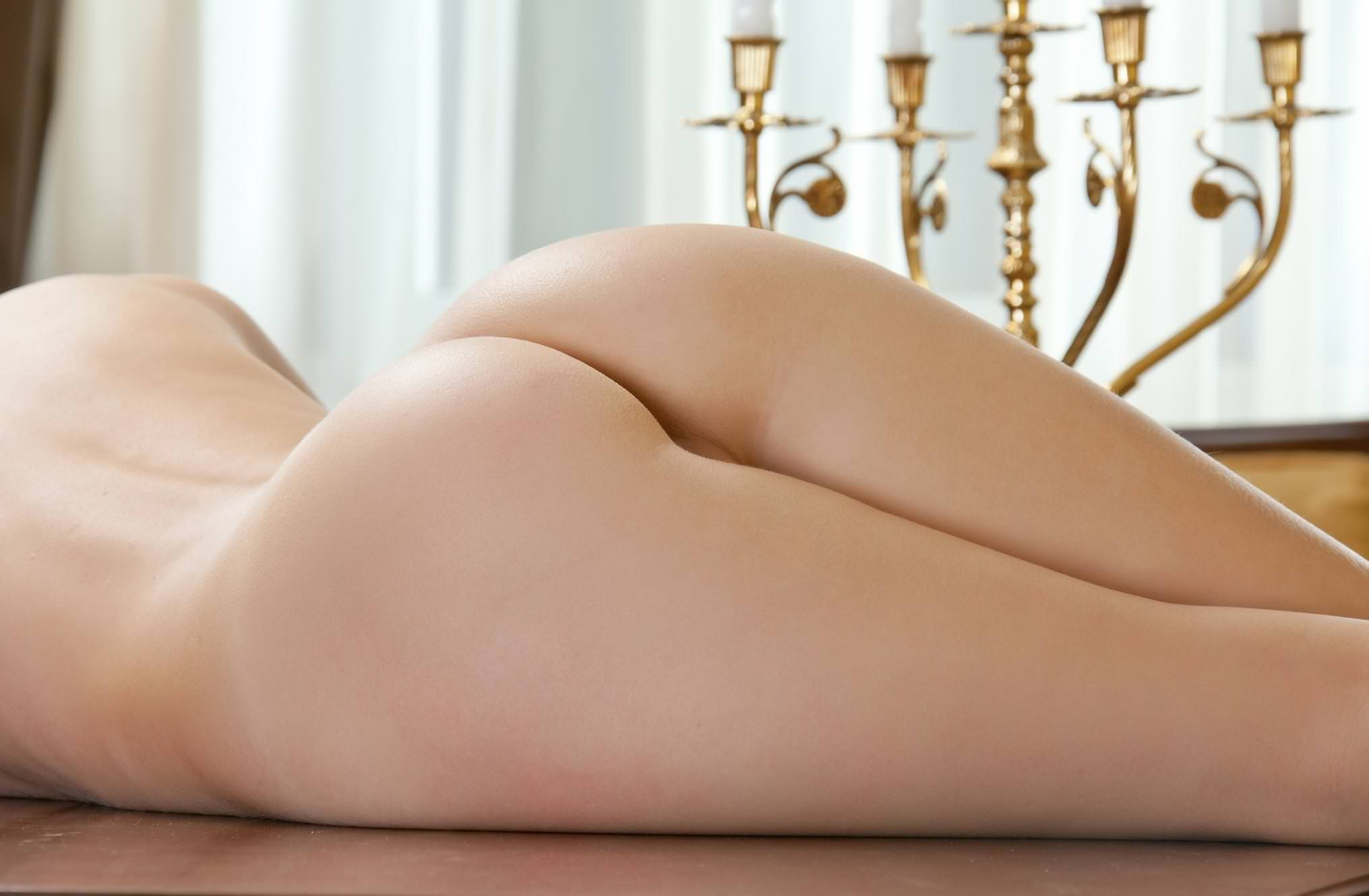 美尻の接写 1