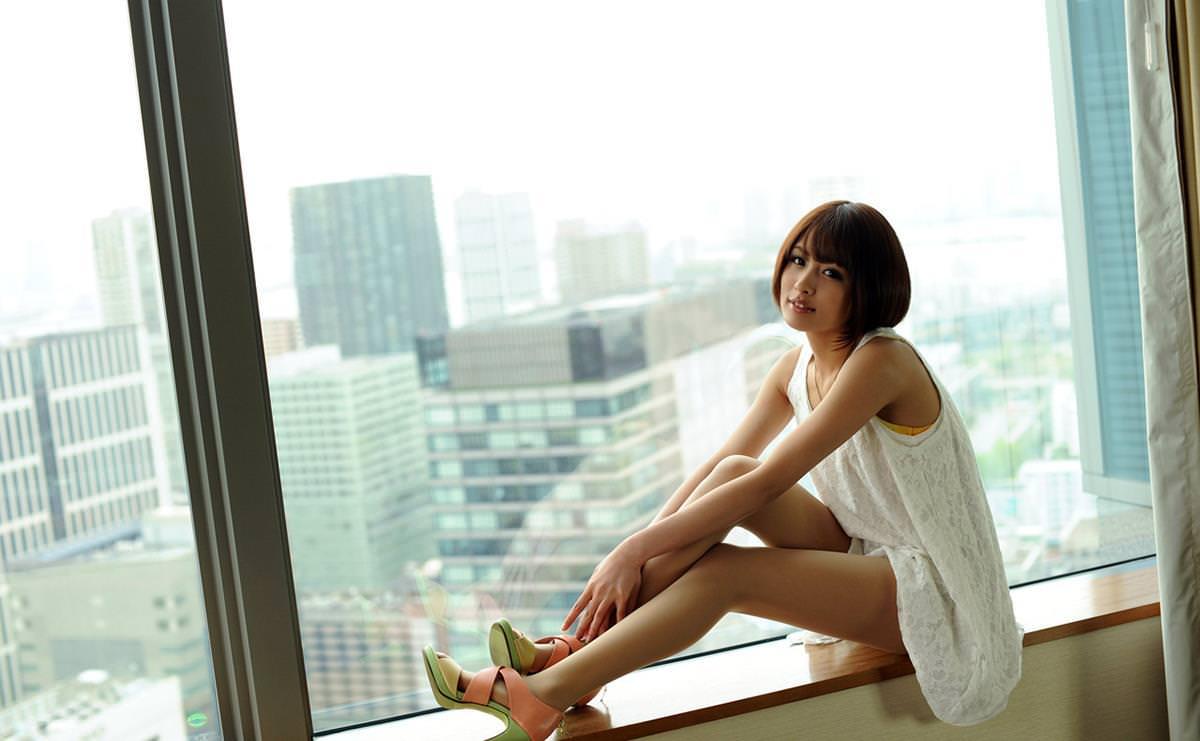 美脚のAV女優 8
