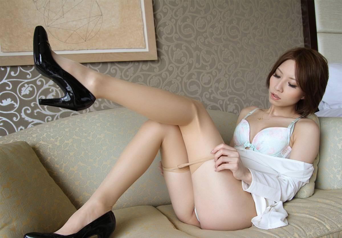 美脚のAV女優 10