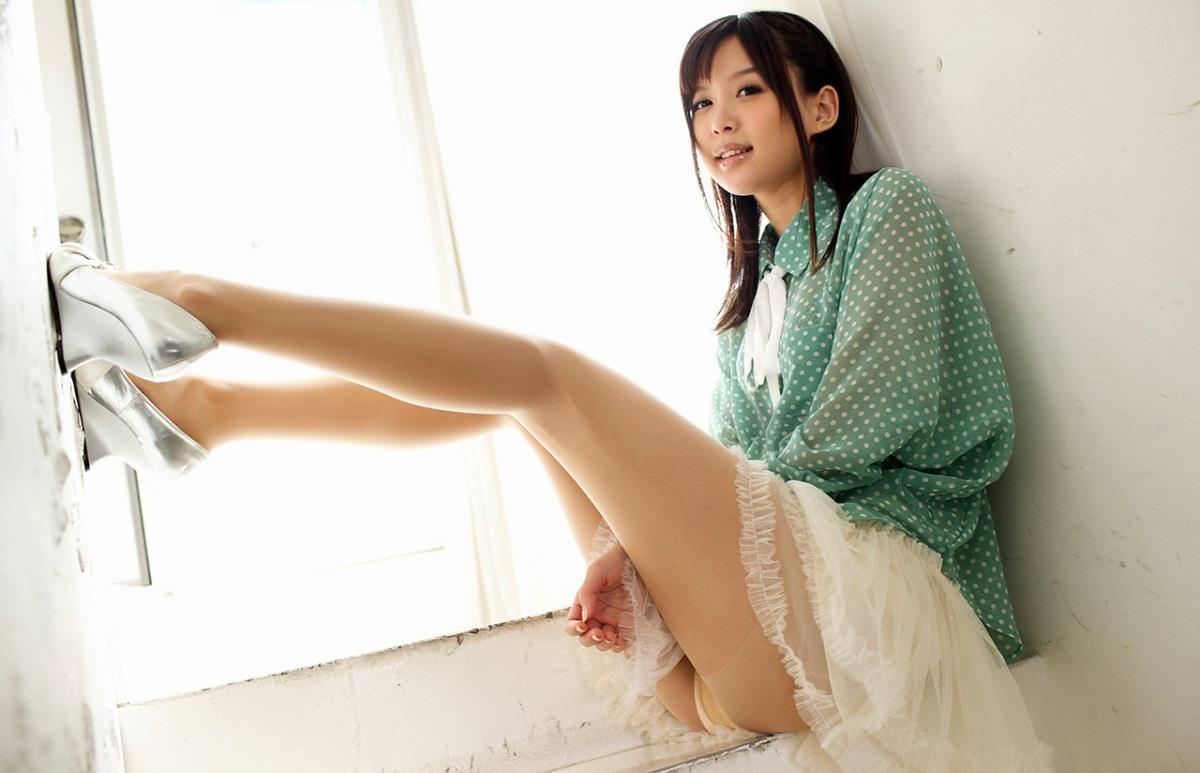 美脚のAV女優 17