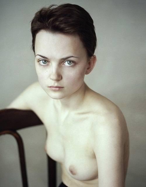 ボーイッシュな外国人美少女 13