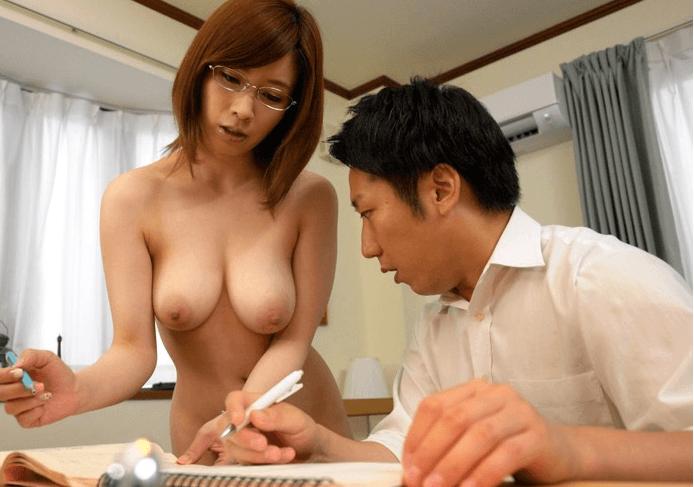 エッチな家庭教師 14