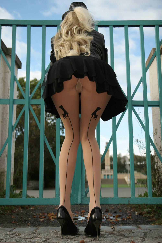 外国人美女の美脚 2