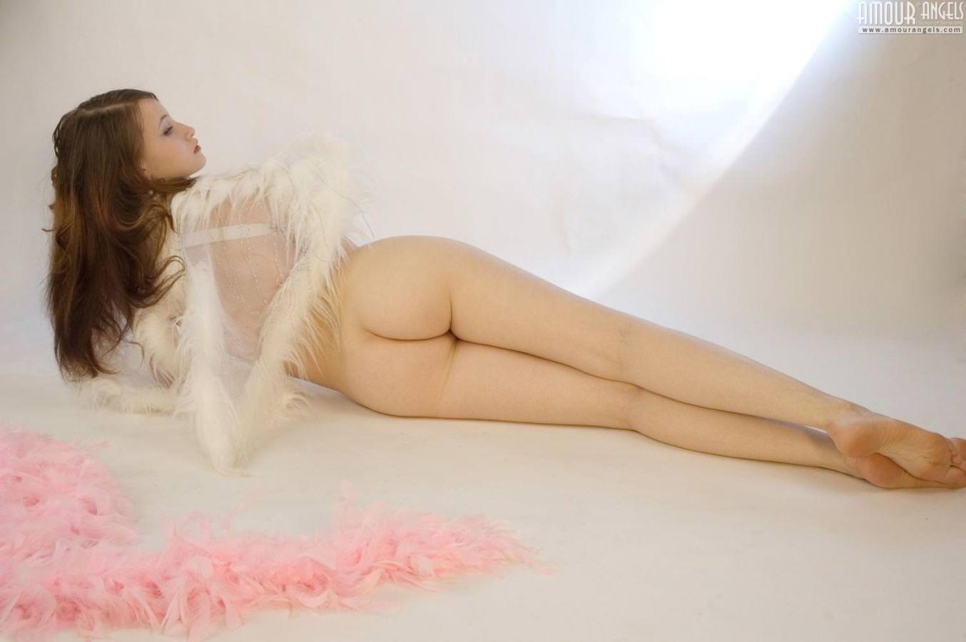 外国人美女の美脚 8