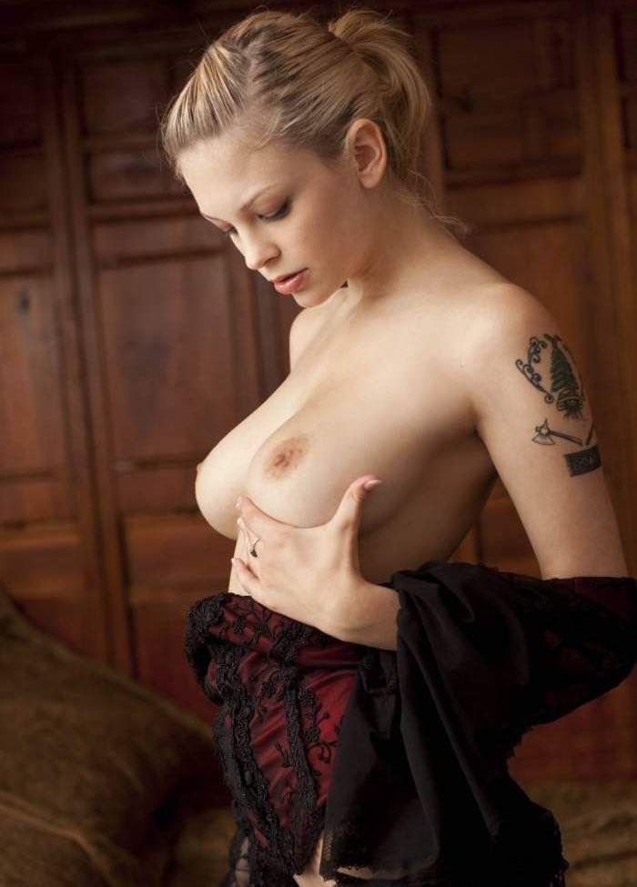 超美乳の外国人美女 21