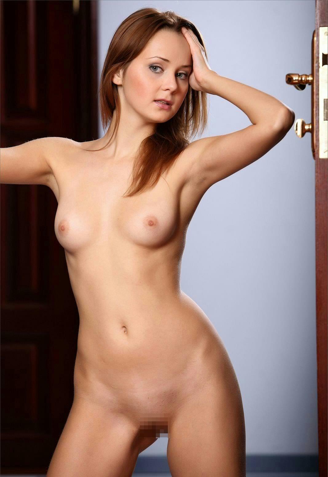 外国人美女のフルヌード 52