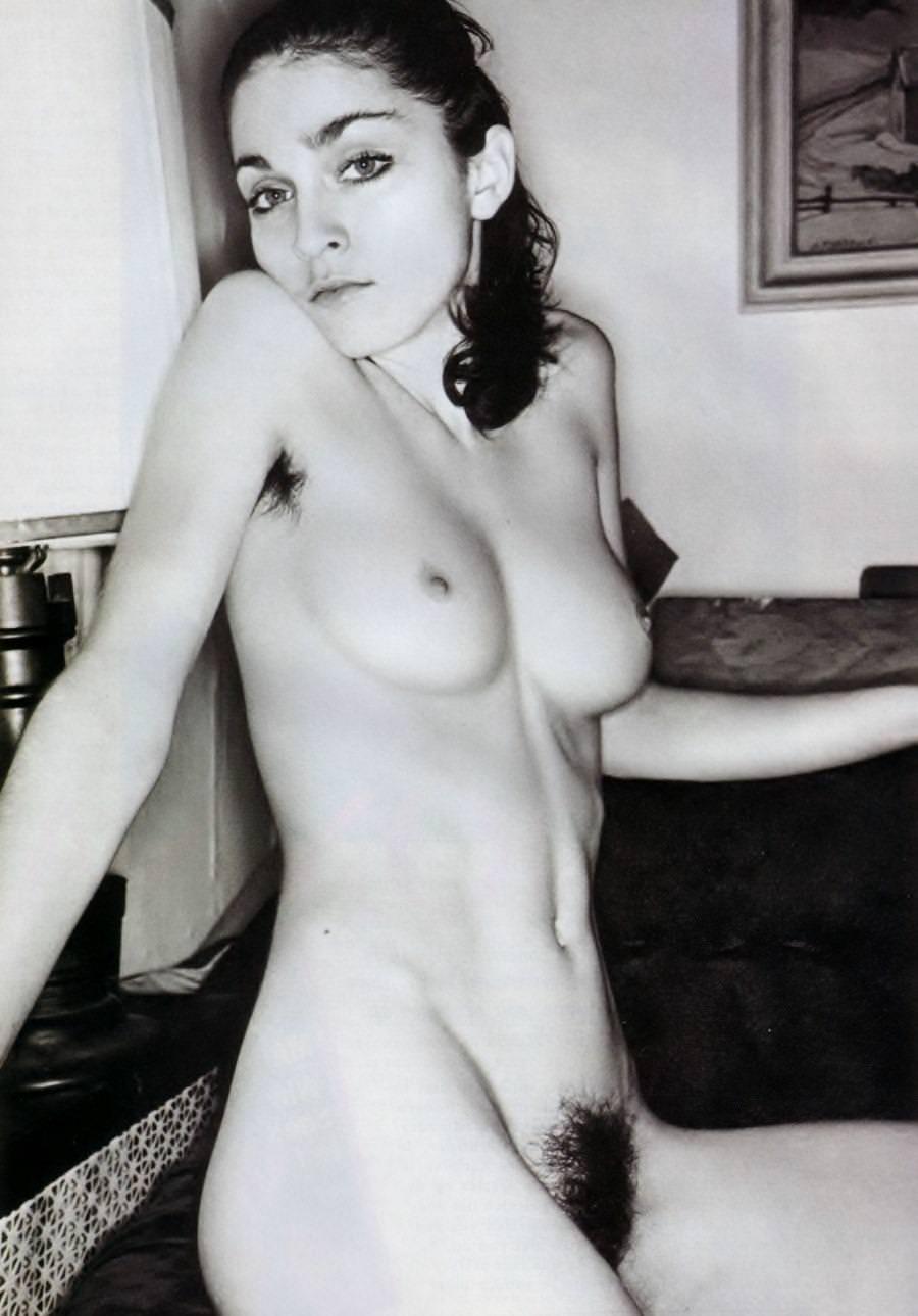 外国人美女のモノクロヌード 22