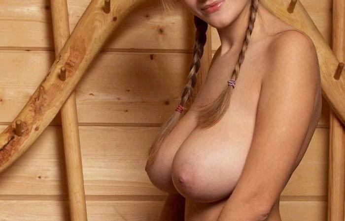 ポニーテール・ツインテールの外国人美少女 2