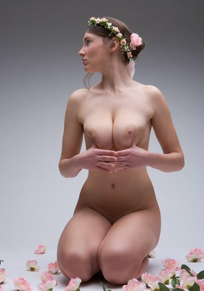 外国人美女のセクシーな裸体 25