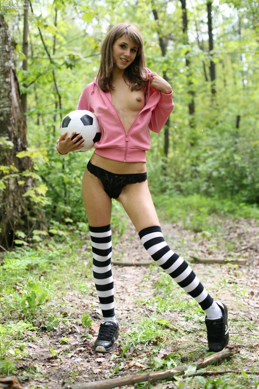 外国人美女のセクシーな裸体 31