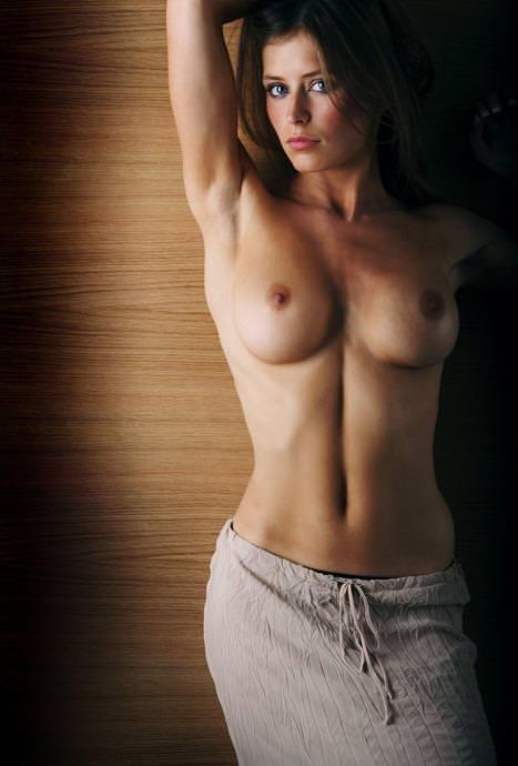 外国人美女のワキ 25