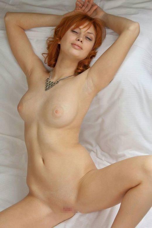 外国人美女のワキ 40