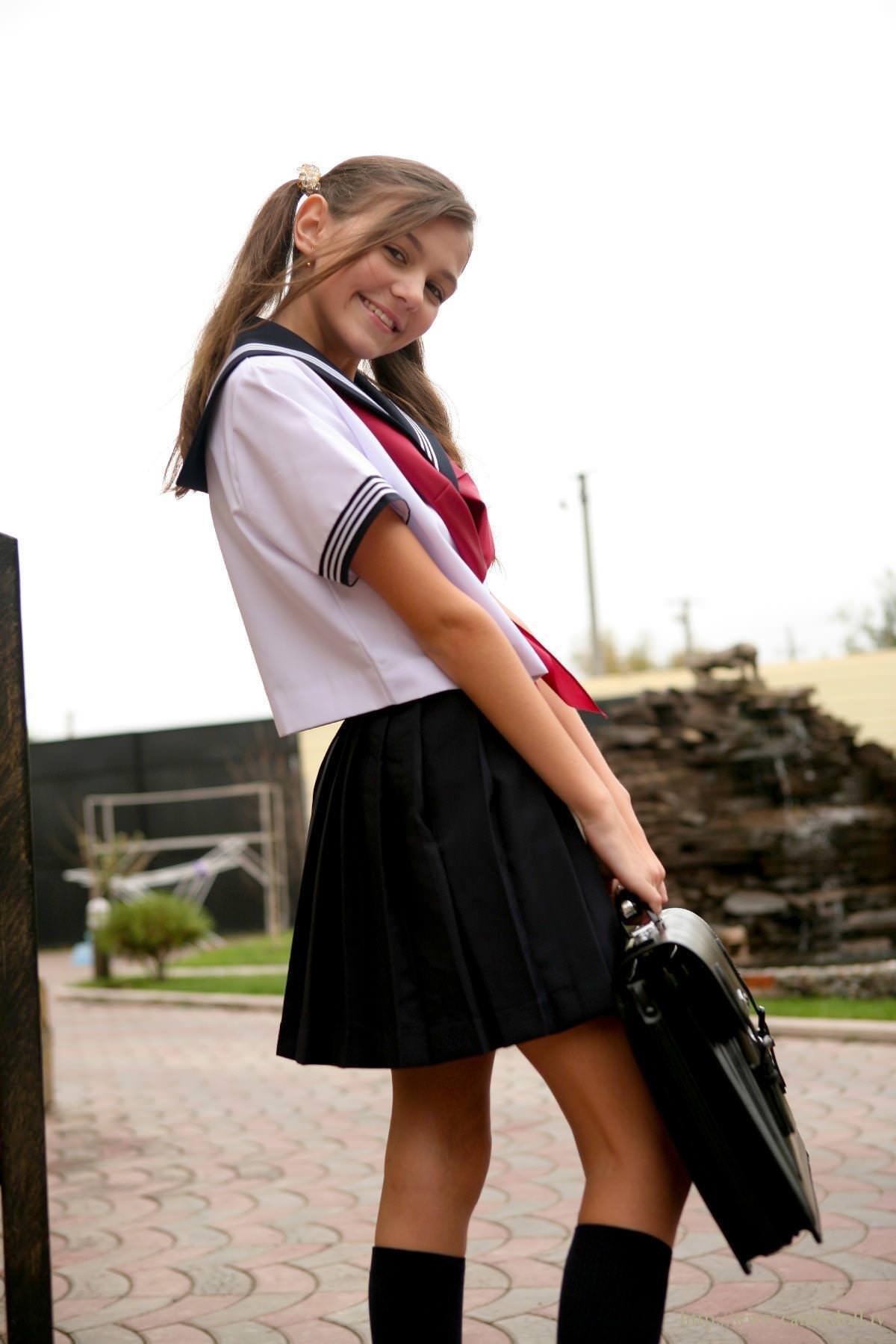 ガチで可愛い外国人美少女 11