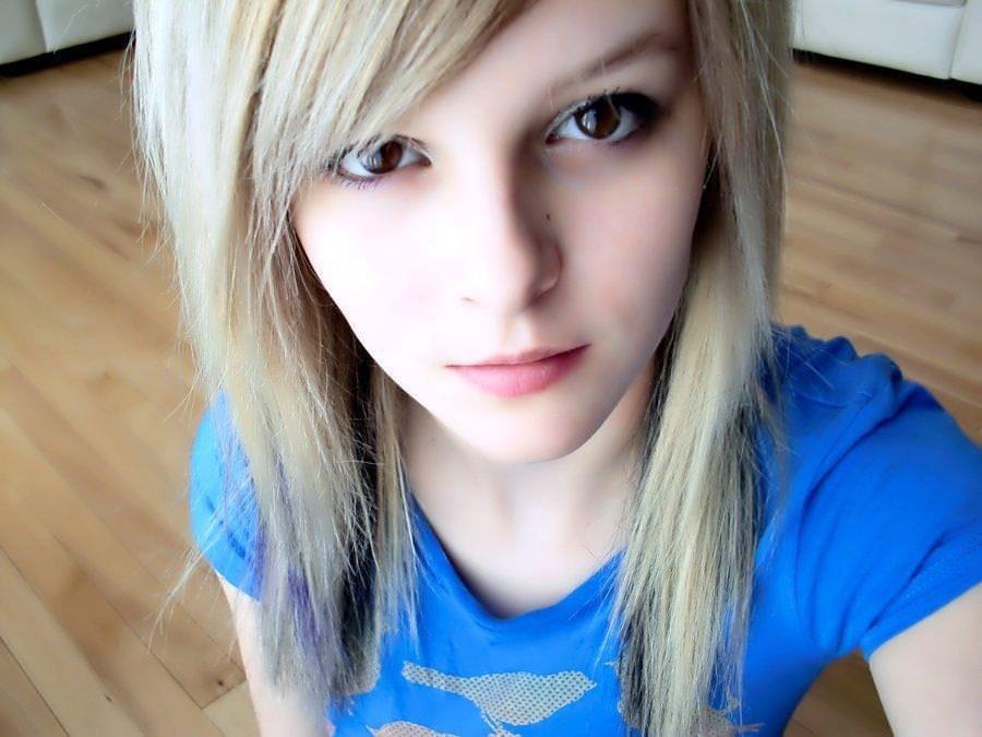 ガチで可愛い外国人美少女 12
