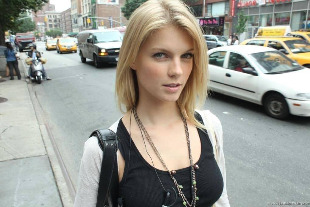 ガチで可愛い外国人美少女 21