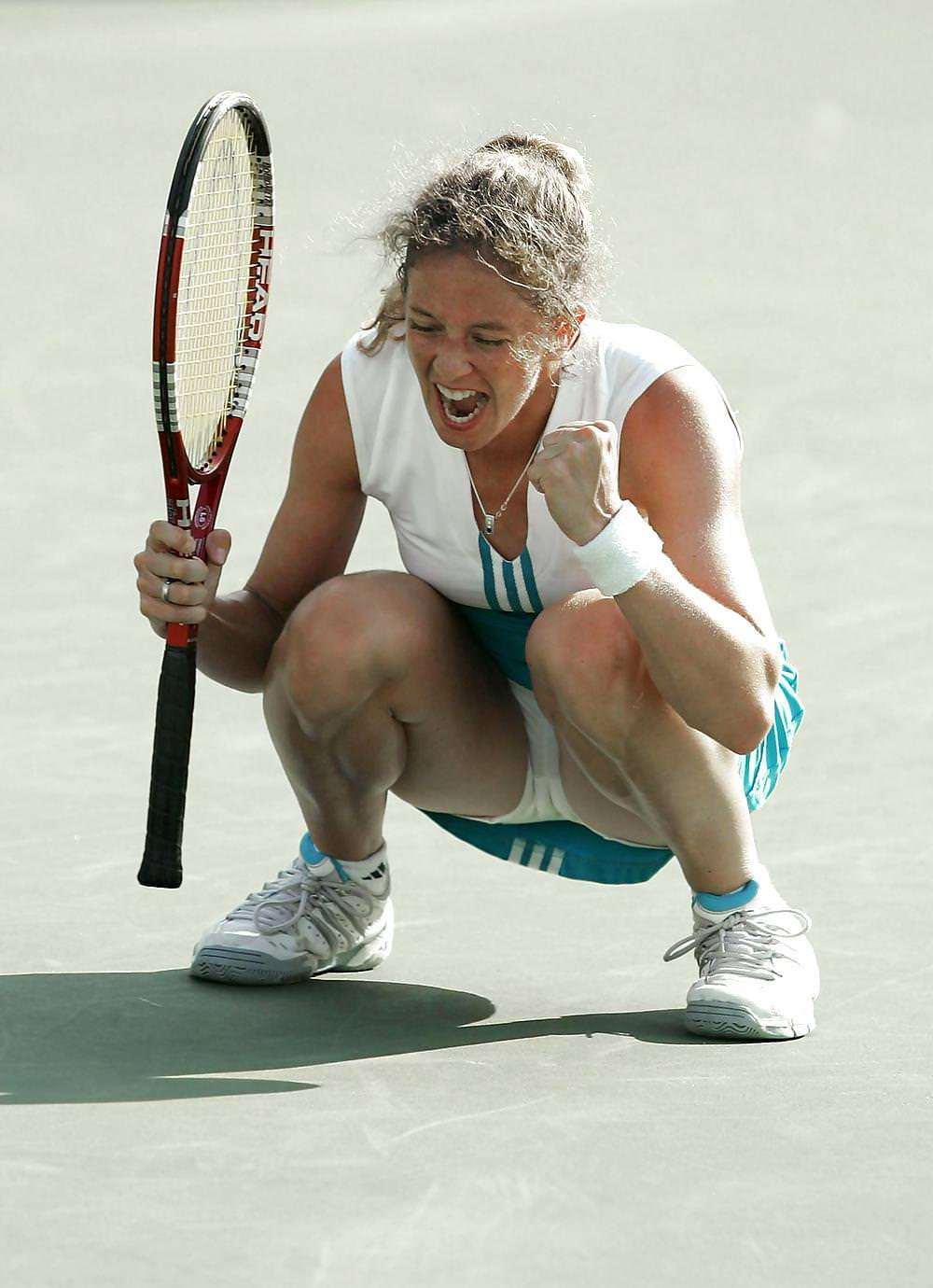 エロすぎる海外の女子テニスプレイヤー 1