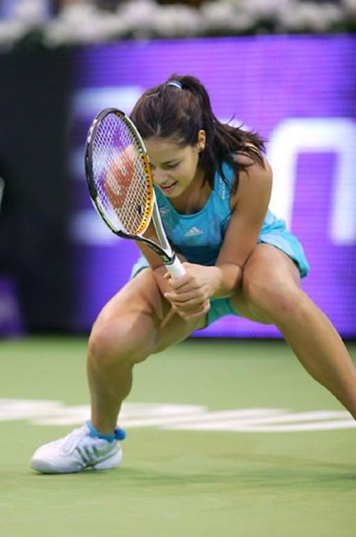 エロすぎる海外の女子テニスプレイヤー 2