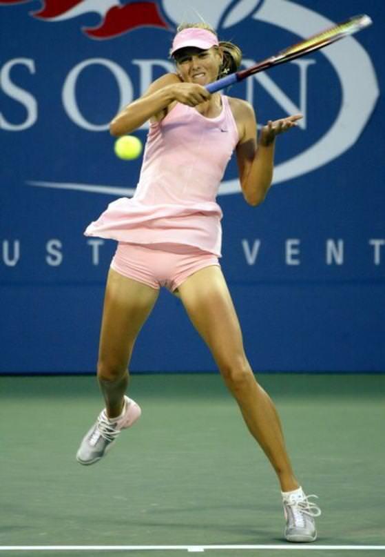 エロすぎる海外の女子テニスプレイヤー 5