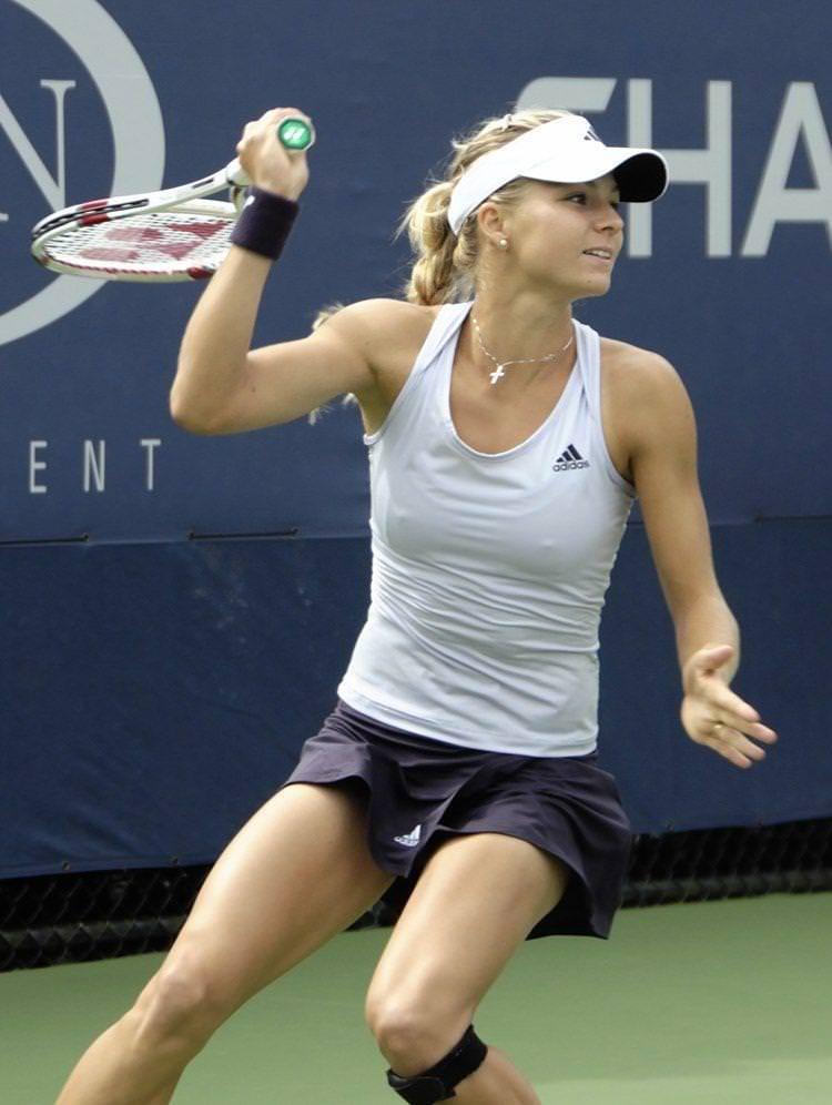 エロすぎる海外の女子テニスプレイヤー 6