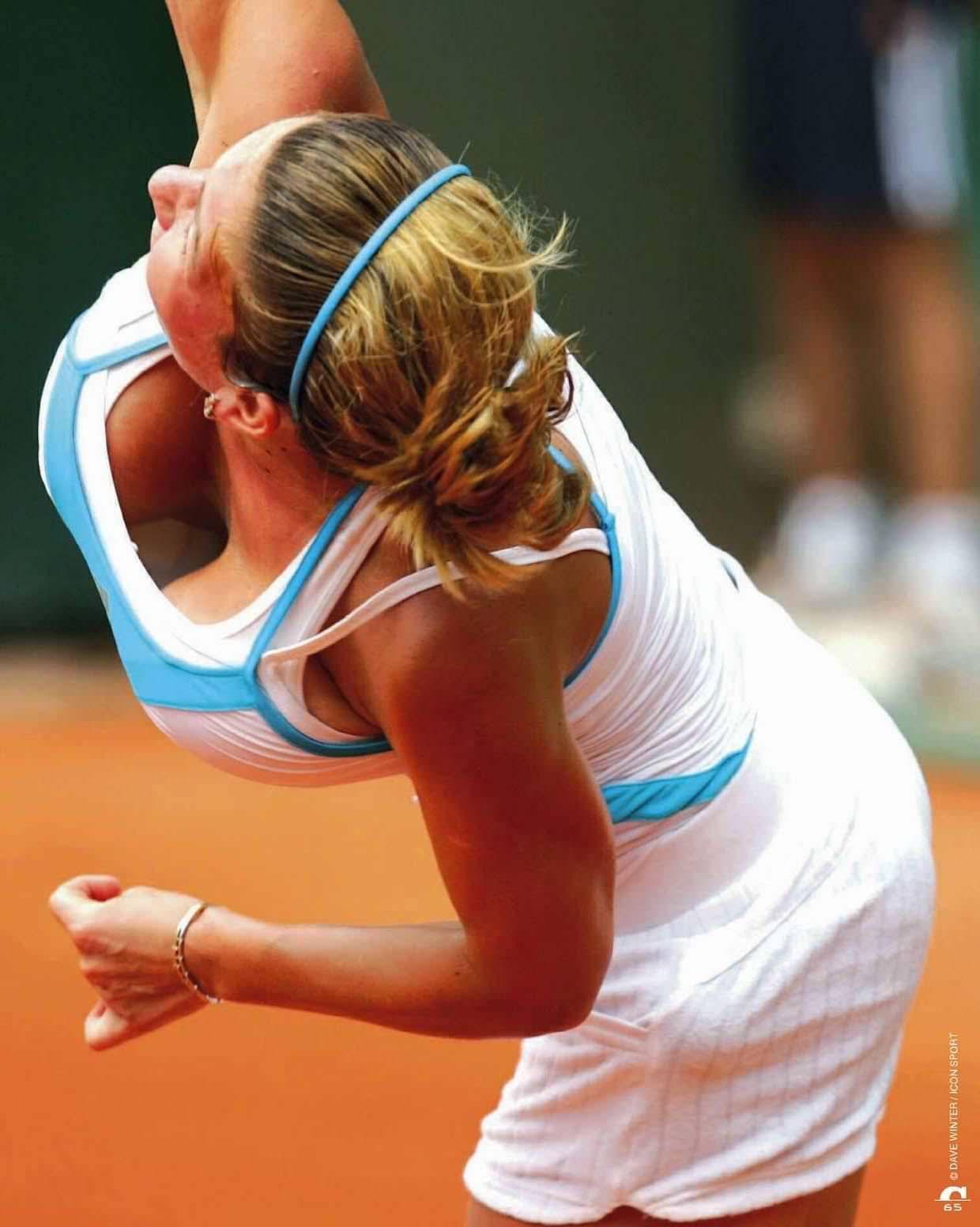 エロすぎる海外の女子テニスプレイヤー 16