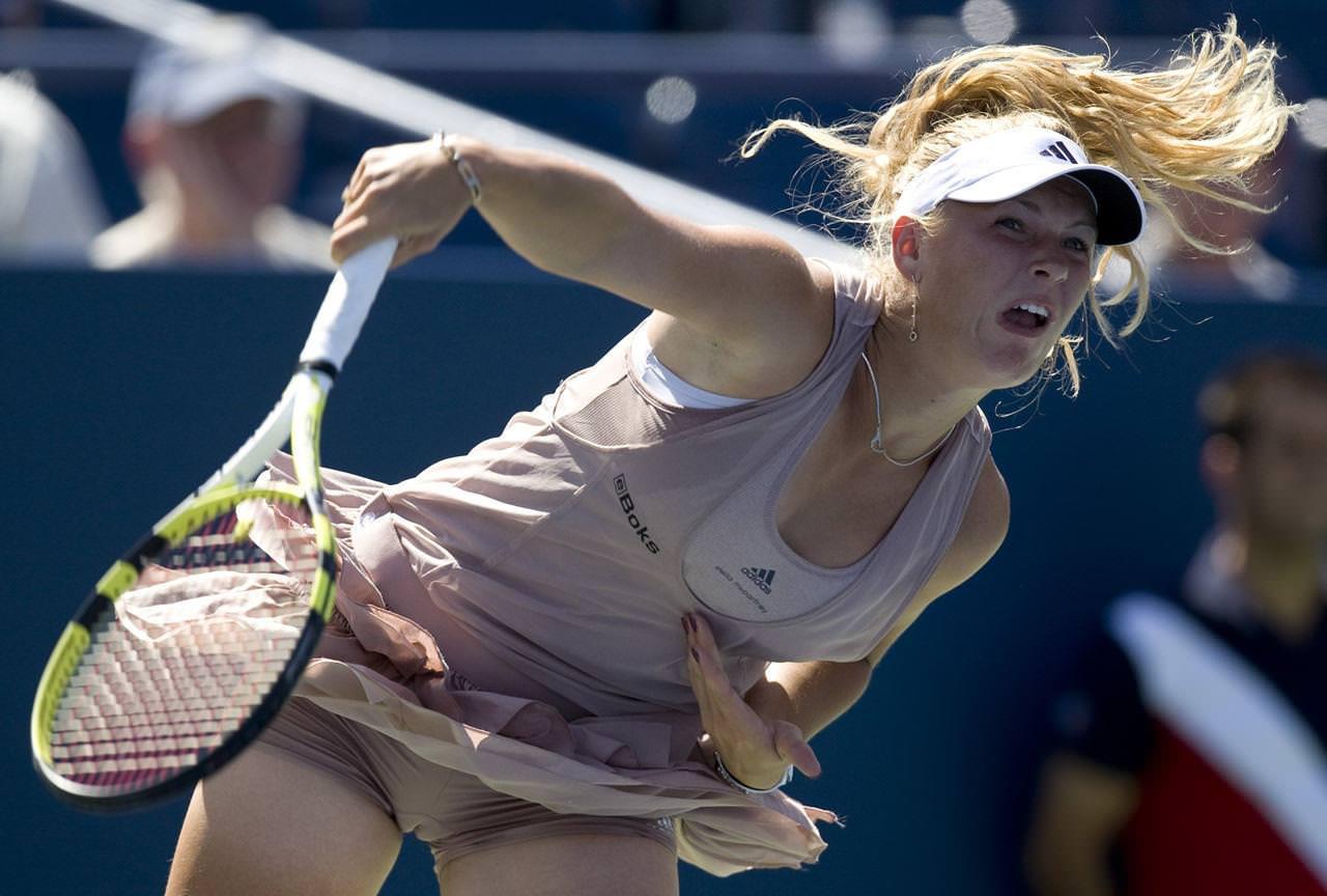 エロすぎる海外の女子テニスプレイヤー 18