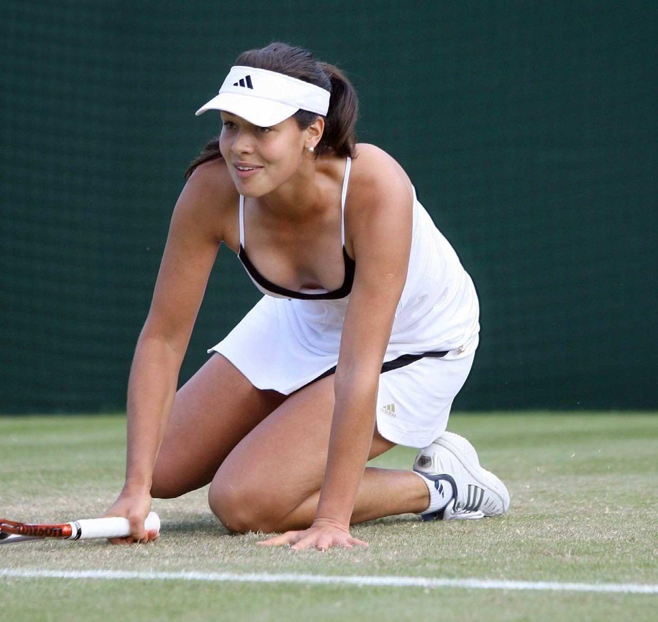 エロすぎる海外の女子テニスプレイヤー 21