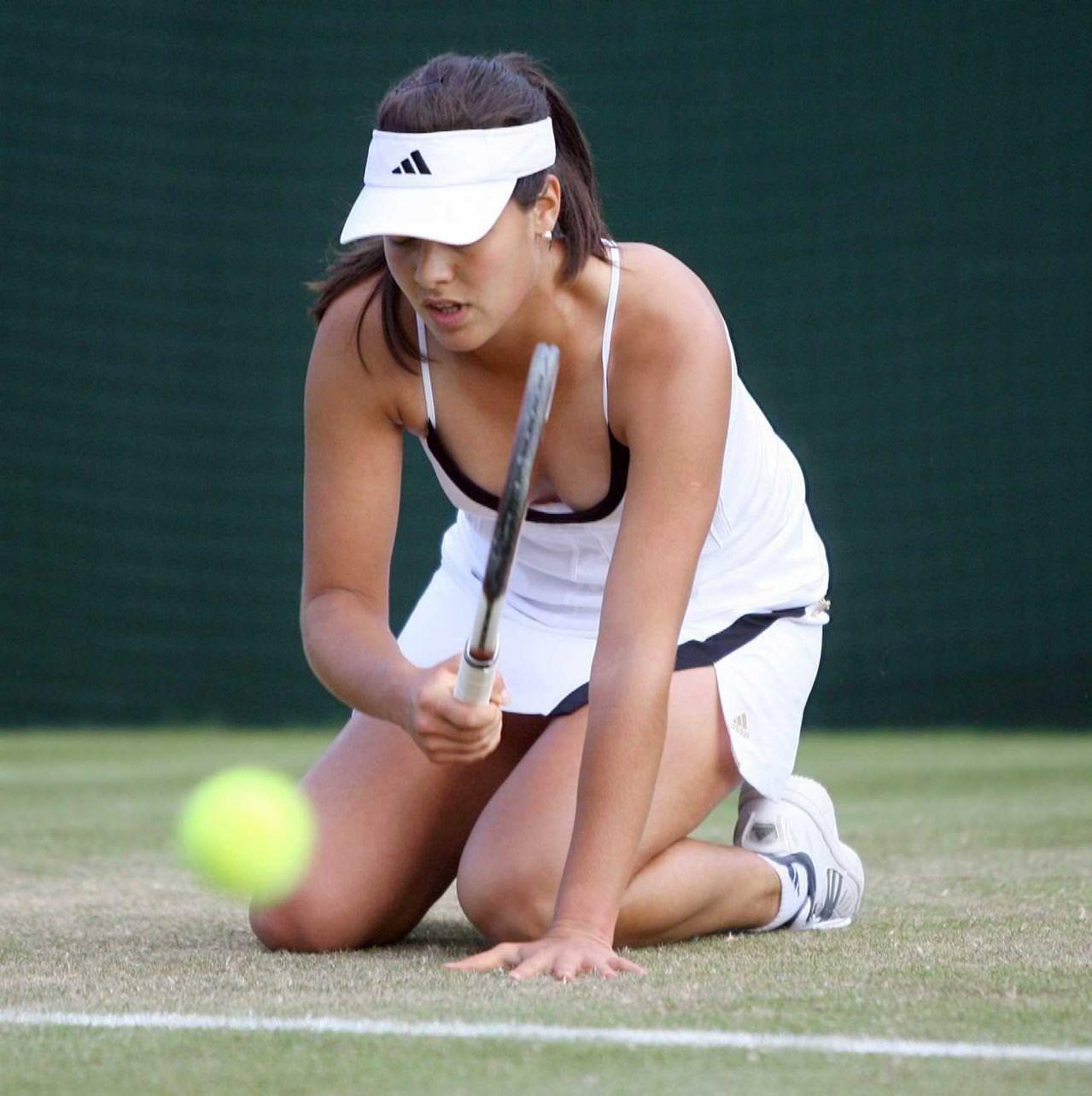 エロすぎる海外の女子テニスプレイヤー 22