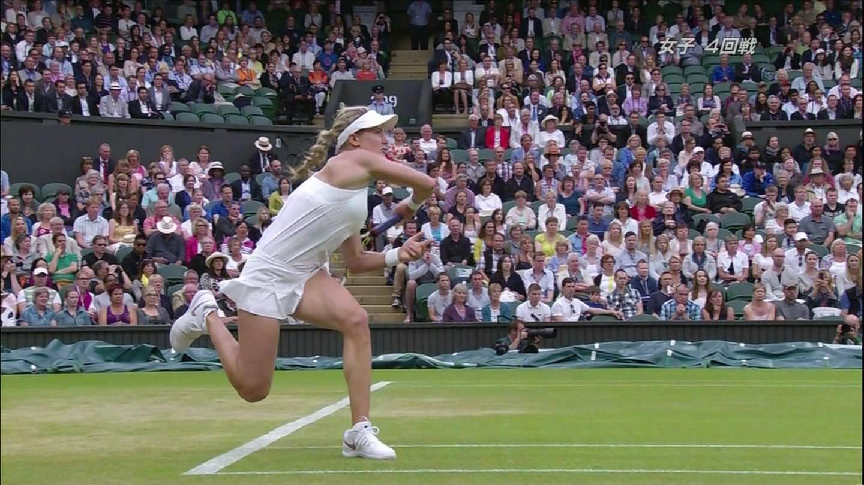 エロすぎる海外の女子テニスプレイヤー 26