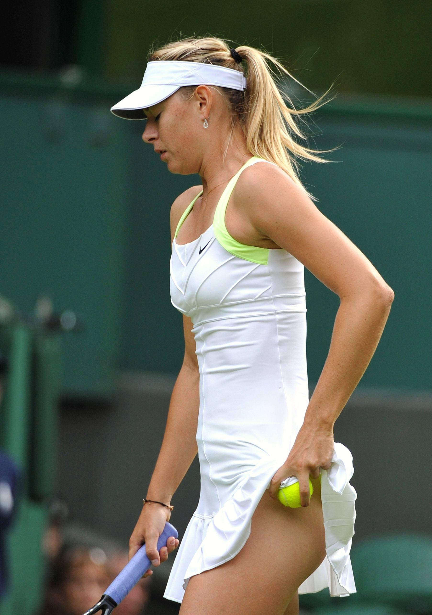 エロすぎる海外の女子テニスプレイヤー 30