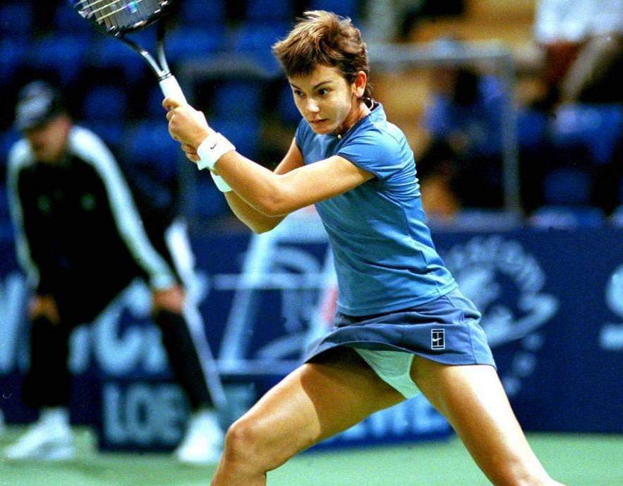 エロすぎる海外の女子テニスプレイヤー 32